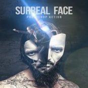 اکشن فتوشاپ صورت سورئال Surreal Face – Photoshop Action