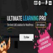 افزونه آلتیمیت لرنینگ پرو Ultimate Learning Pro برای وردپرس