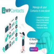 افزونه WP Contacts برای وردپرس