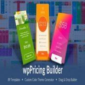 افزونه WP Pricing Table Builder برای وردپرس