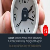 افزونه وبا بوکینگ Webba Booking برای وردپرس
