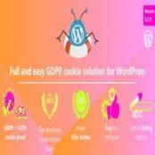 افزونه WeePie Cookie Allow برای وردپرس