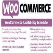افزونه WooCommerce Availability Scheduler