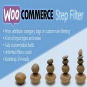 افزونه فیلتر ووکامرس Woocommerce Step Filter