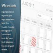 افزونه WordPress Pro Event Calendar