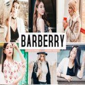 پریست لایتروم باربری Barberry Lightroom Presets Pack