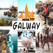 پریست لایت روم Galway Lightroom Presets