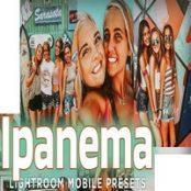 پریست موبایل لایتروم ۷ Mobile Lightroom Presets – Ipanema