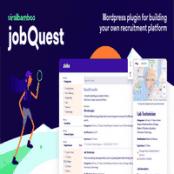 افزونه جاب کوئست jobQuest برای وردپرس