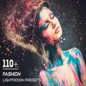 مجموعه ۱۱۰ پریست لایت روم ۱۱۰ Fashion Lightroom Presets