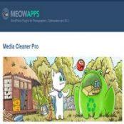 افزونه مدیا کلینر پرو Media Cleaner Pro برای وردپرس