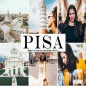 پک پریست لایتروم Pisa Lightroom Presets Pack