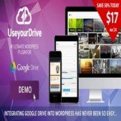 افزونه Use-your-Drive اتصال وردپرس به گوگل درایو