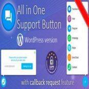 افزونه All in One Support Button برای وردپرس