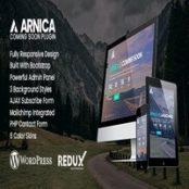 افزونه Arnica به زودی و coming soon وردپرس