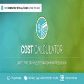 افزونه Cost Calculator برای وردپرس