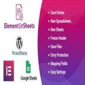 افزونه ElementorSheets برای وردپرس