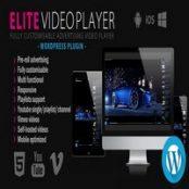 افزونه Elite Video Player برای وردپرس