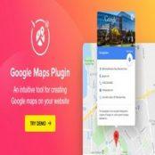 افزونه Google Maps برای وردپرس