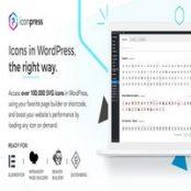 افزونه IconPress Pro برای وردپرس