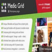 افزونه Media Grid برای وردپرس