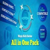 افزونه Ninja Kick Series: All in One Pack