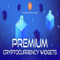Premium cryptocurrency widgets ulled