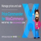 افزونه Price Commander for WooCommerce