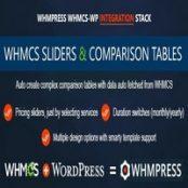 افزونه WHMCS Pricing Sliders and Comparison Tables