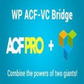 افزونه WP ACF-VC Bridge برای وردپرس