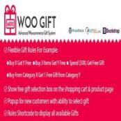 افزونه Woo Gift برای ووکامرس