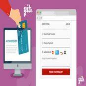 افزونه YITH Woocommerce Authorize.net Payment Gateway Premium