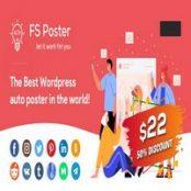 افزونه FS Poster – ارسال اتوماتیک مطالب وردپرس به شبکه های اجتماعی