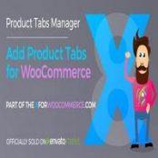 افزونه Add Product Tabs for WooCommerce برای وردپرس