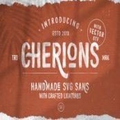 فونت Cherions – SVG Sans