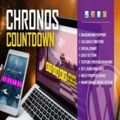 افزونه Chronos CountDown برای وردپرس
