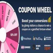 افزونه Coupon Wheel For WooCommerce and WordPress