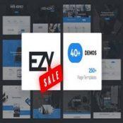 قالب HTML5 چندمنظوره EZY
