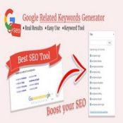 افزونه Google Related Keywords Generator برای وردپرس