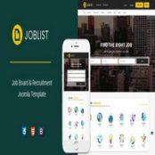 قالب JobList برای جوملا