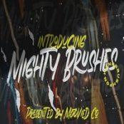 فونت Mighty Brush Font