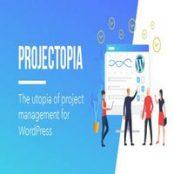 افزونه Projectopia برای وردپرس