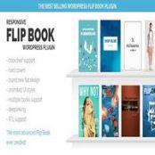 افزونه Responsive FlipBook برای وردپرس