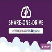 افزونه Share-one-Drive برای وردپرس