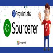 Sourcerer Pro برای جوملا