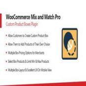 افزونه WooCommerce Mix & Match