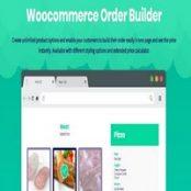 افزونه WooCommerce Order Builder