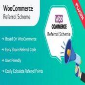 افرونه WooCommerce Referral Scheme برای وردپرس