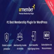 افزونه عضویت و حق اشتراک ARMember برای وردپرس+  افزودنی ها