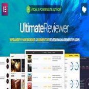 افزونه Ultimate Reviewer برای وردپرس